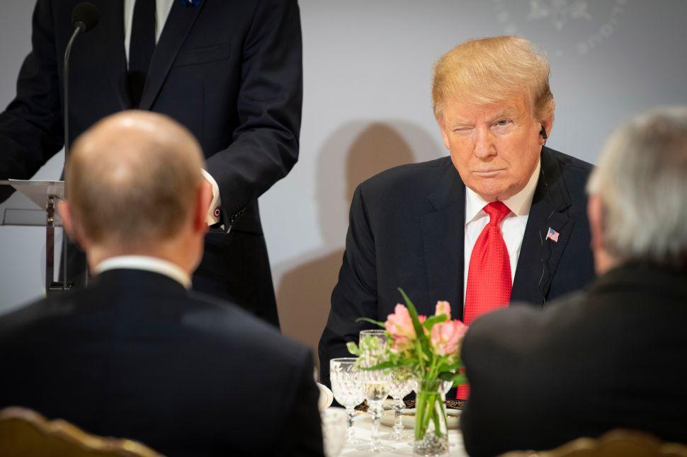 A Putin Spokesperson Also Lied About Trump-Moscow Skyscraper Talks