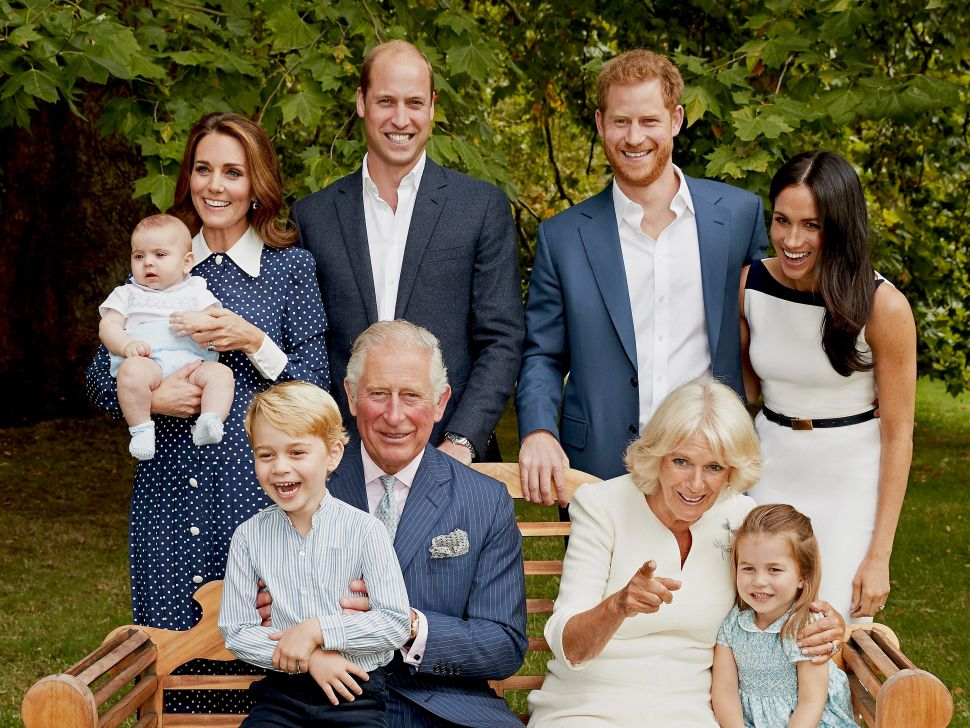 Does the Royal Family Actually Know What a Candid Photo Is?