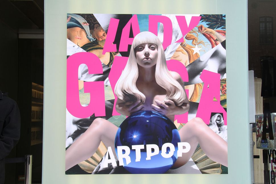 Revisiting Lady Gaga's 'Artpop' Five Years Later