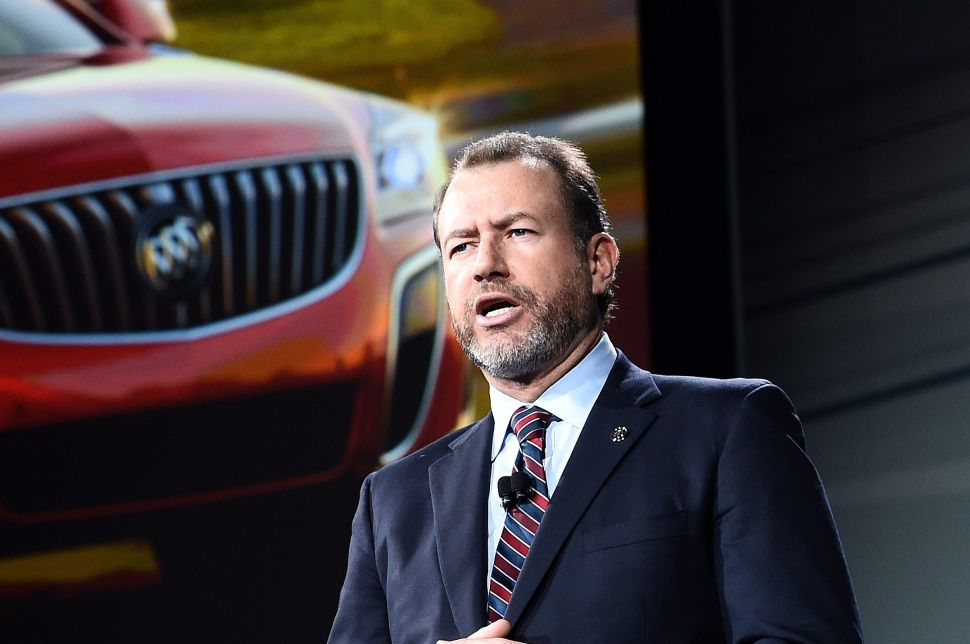 General Motors President Shifts Focus Exclusively on GM's Self-Driving Unit