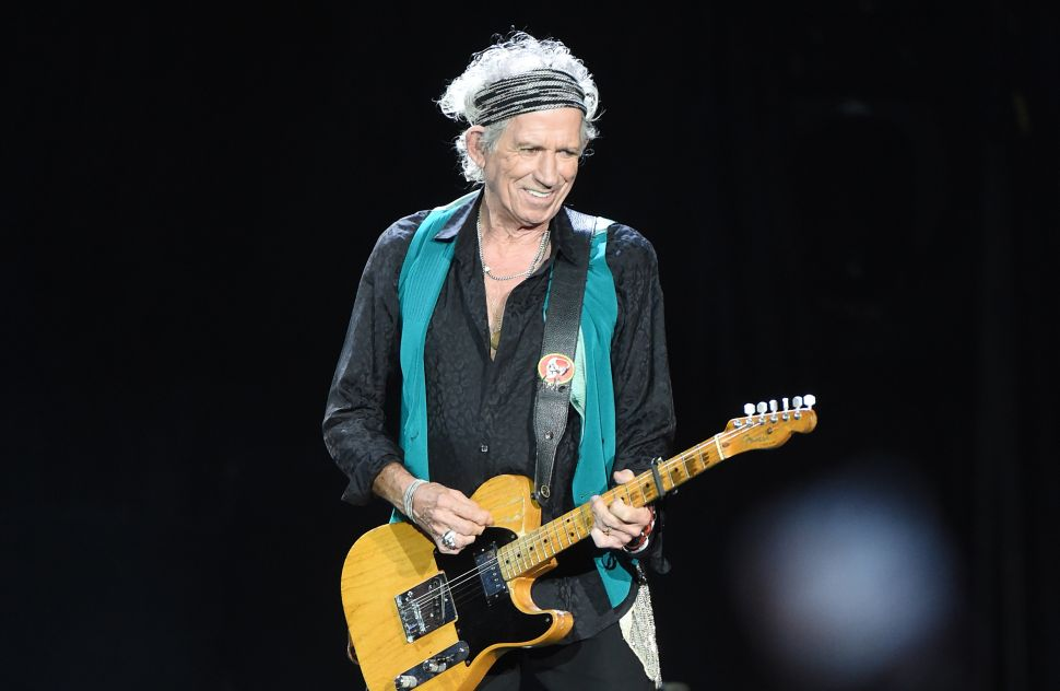 Sympathy for the Seller: Keith Richards Offloaded His Fifth Avenue Penthouse at a Big Loss