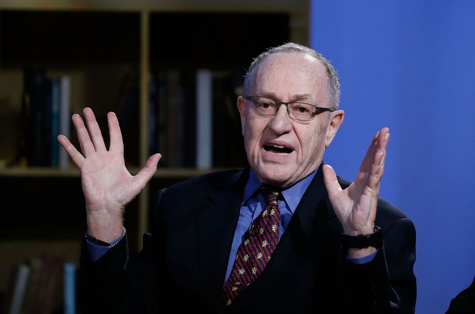 This Anti-Muslim Think Tank Paid Alan Dershowitz and John Bolton Over $250k