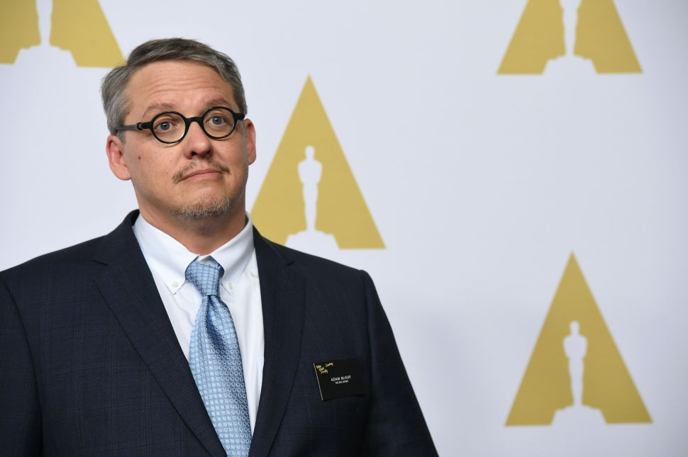 Adam McKay Had a Heart Attack After Making a Movie About Dick Cheney's Heart Attacks