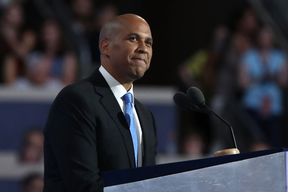 NJ Politics Digest: Cory Booker Explains Why Trailing in Polls Is Good for Now