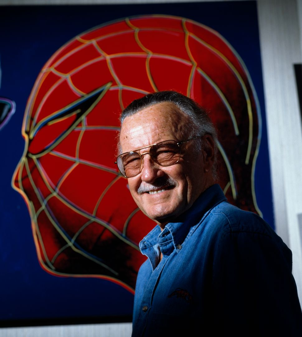 Marvel Legend Stan Lee Has Passed Away