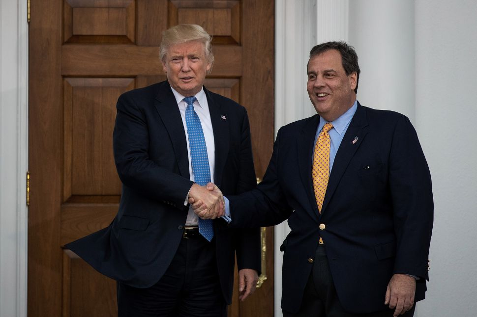 NJ Politics Digest: Christie Makes Appearance in the Mueller Report