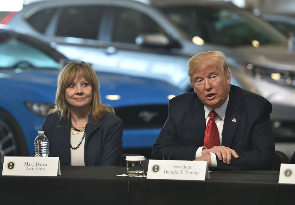 How Much Is Trump to Blame for GM's Vast Layoffs & Plant Closures?