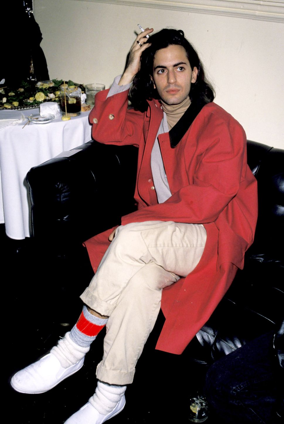Marc Jacobs Resurrected the Grunge Collection That Got Him Fired—And the Timing Couldn't Be Better