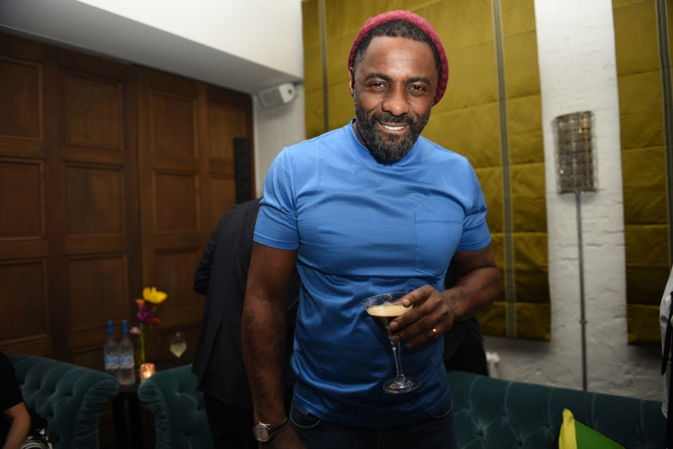 Idris Elba's New Sex Playlist Could Only Be the Work of a Virgo