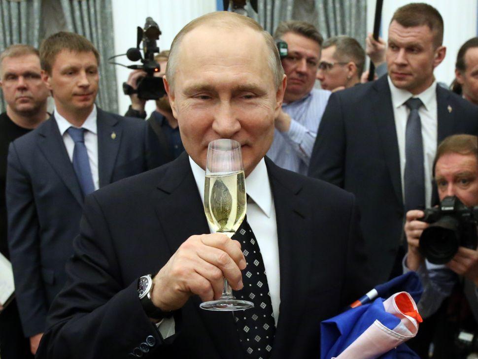 Felix Sater Claims $50 Million Putin Penthouse Was His 'Marketing' Idea