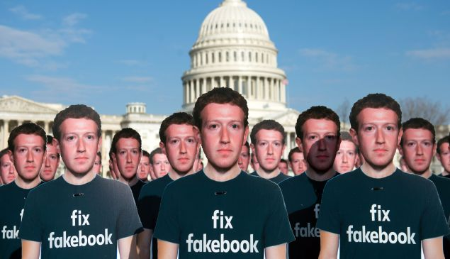Ahead of the 2018 midterm elections, Facebook has been making efforts to label and bury fake news.