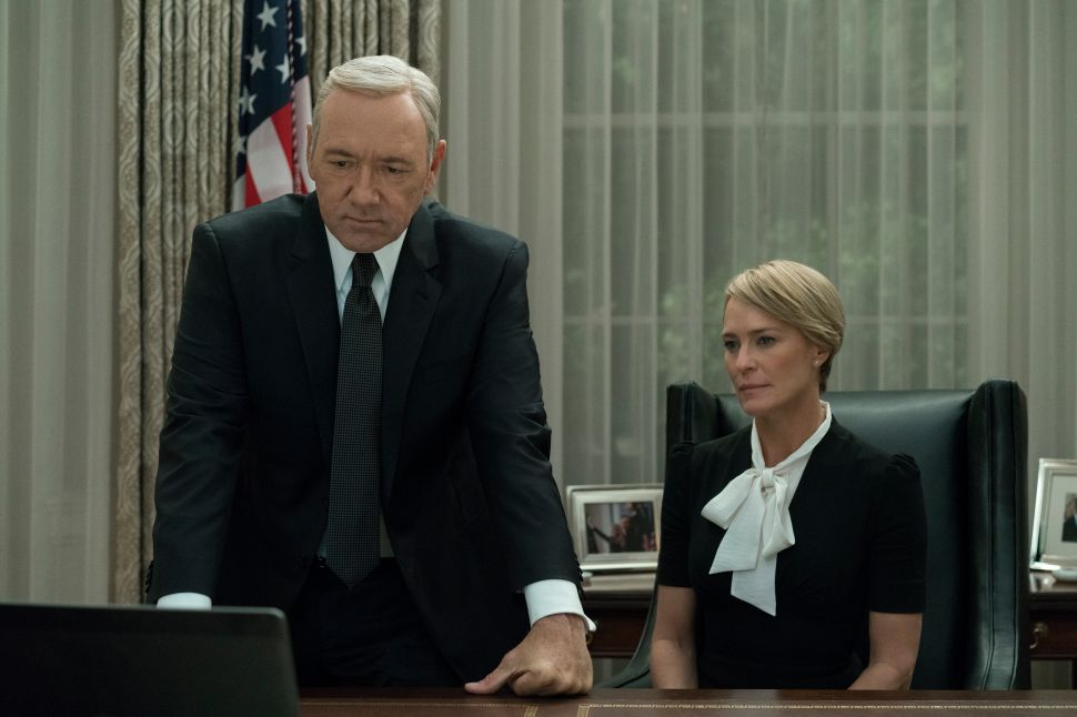 What 'House of Cards' Season 6 Would Have Been Like With Kevin Spacey
