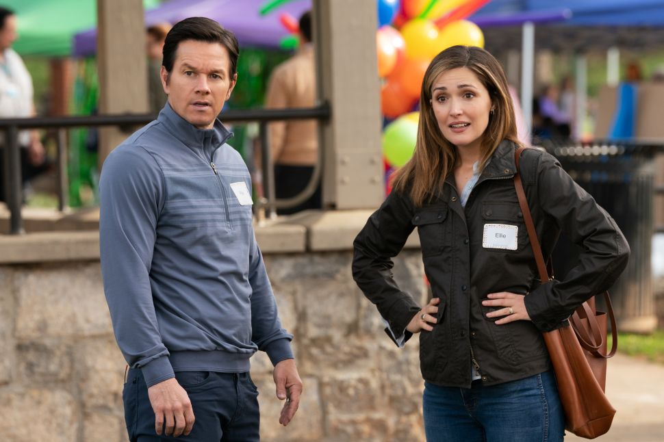 Mark Wahlberg's Saccharine 'Instant Family' Will Leave You in Need of an Insulin Shot