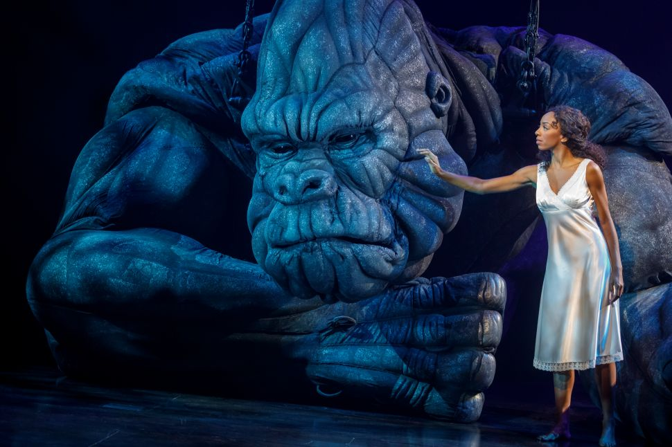 Broadway's Disastrous 'King Kong' Is a $35 Million Crime Against Puppets