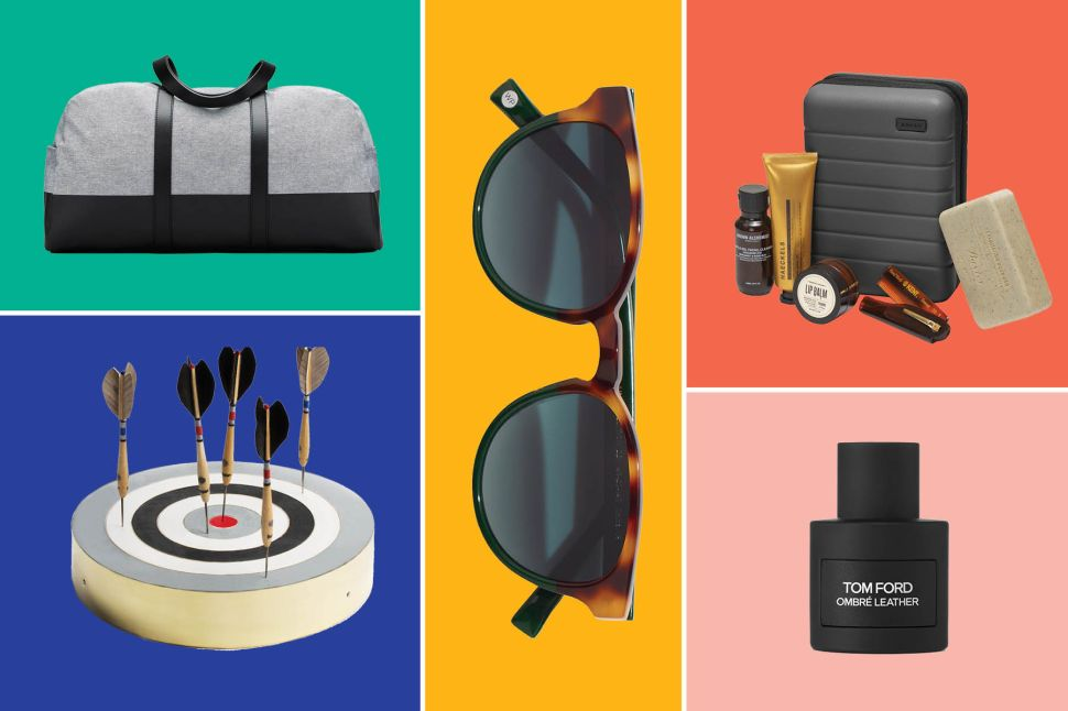 The Ultimate Holiday Gift Guide for the Stylish Man Who Has Everything