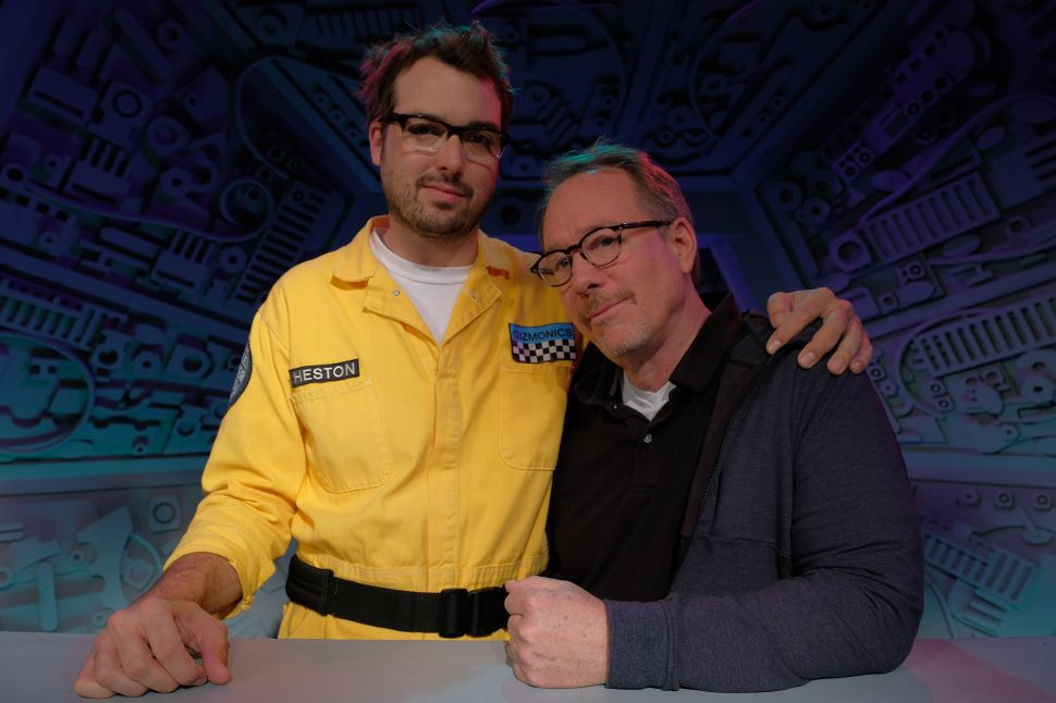 The Men Behind Netflix's 'Mystery Science Theater 3000' Reboot on the Art (and Science) of Movie Riffing