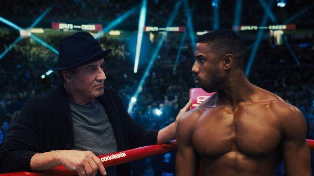 Creed III Michael B Jordan Sylvester Stallone Rocky