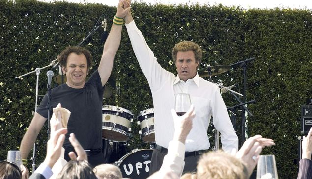 That feeling when you hear thatStep Brothers 2might be a possibility.