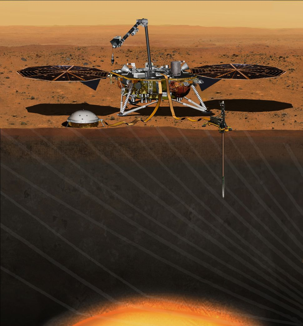 Watch Live as NASA Attempts Another Daring Landing on Mars