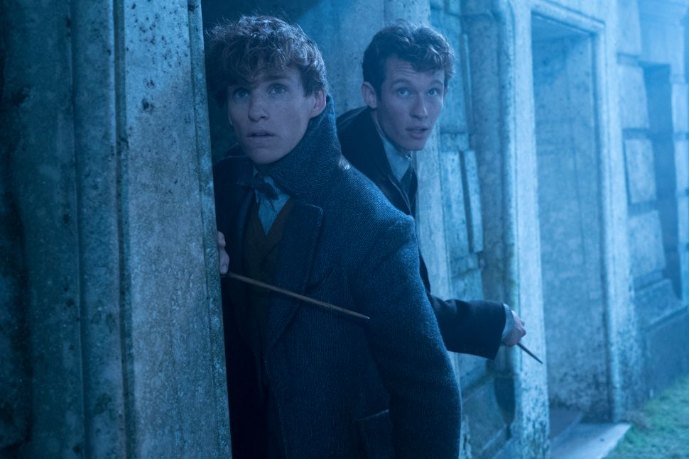 JK Rowling Is Getting Richer Off 'The Crimes of Grindelwald,' but Her Wizarding World Is Losing Steam