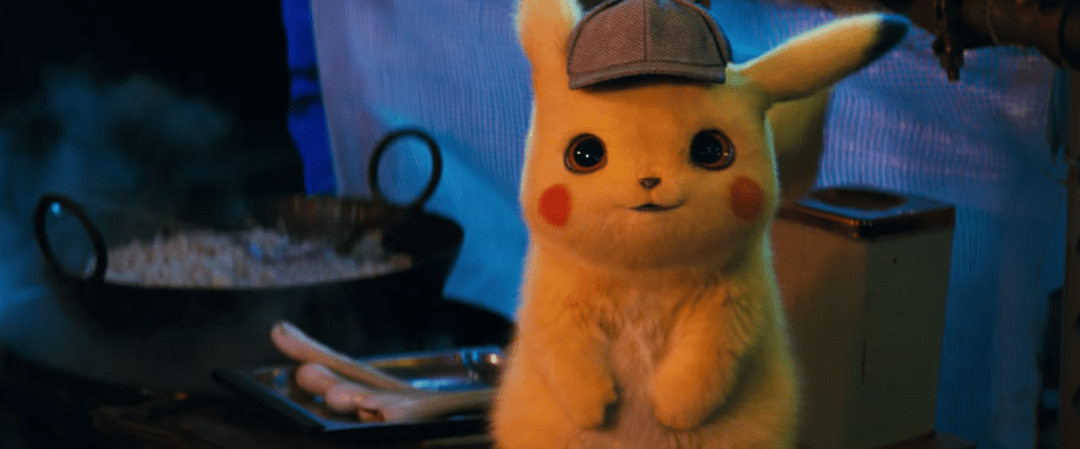 Warner Bros.' 'Detective Pikachu' Could Go Head-to-Head With Disney's 'Aladdin' and 'Toy Story 4'