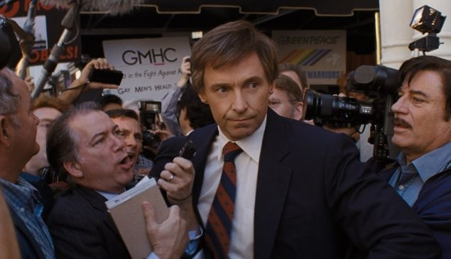 Hugh Jackman in The Front Runner.