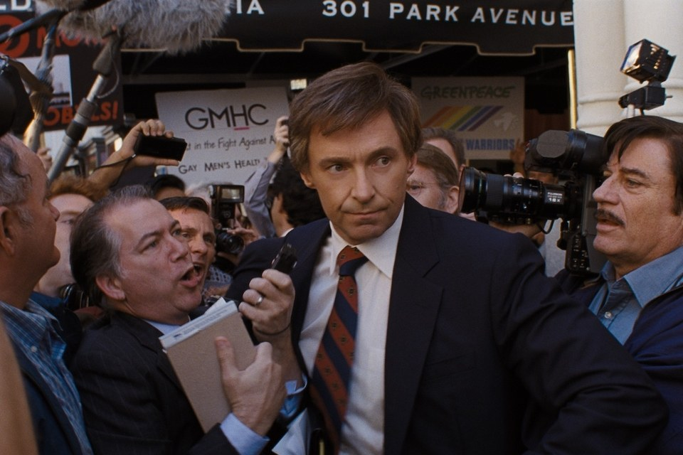In 'The Front Runner,' Perfectly Hair-Sprayed Hugh Jackman Redeems a Disgraced Gary Hart
