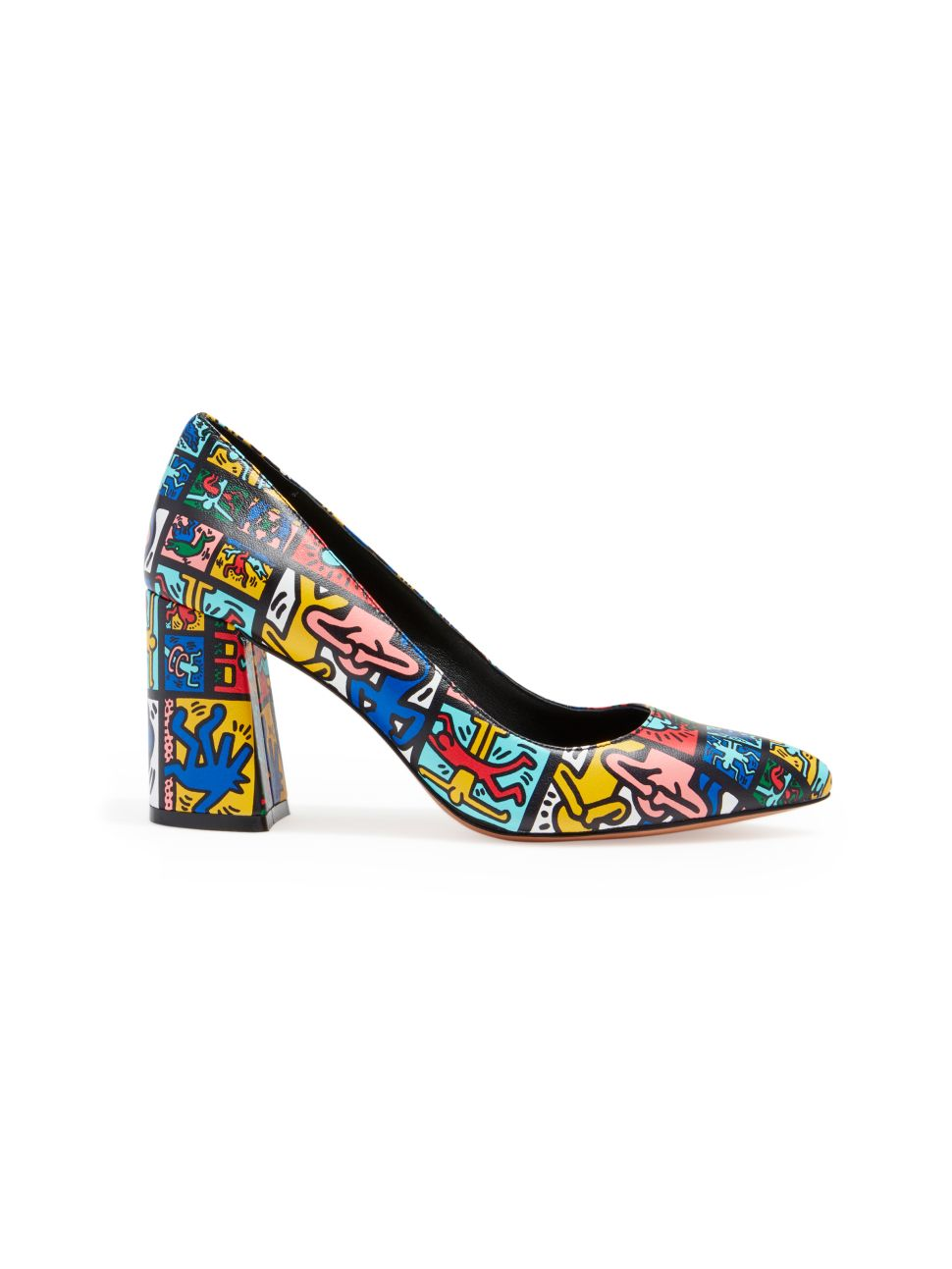 Why Alice + Olivia's Keith Haring Fashion Line Is a Fitting Tribute to His Socially Conscious Work
