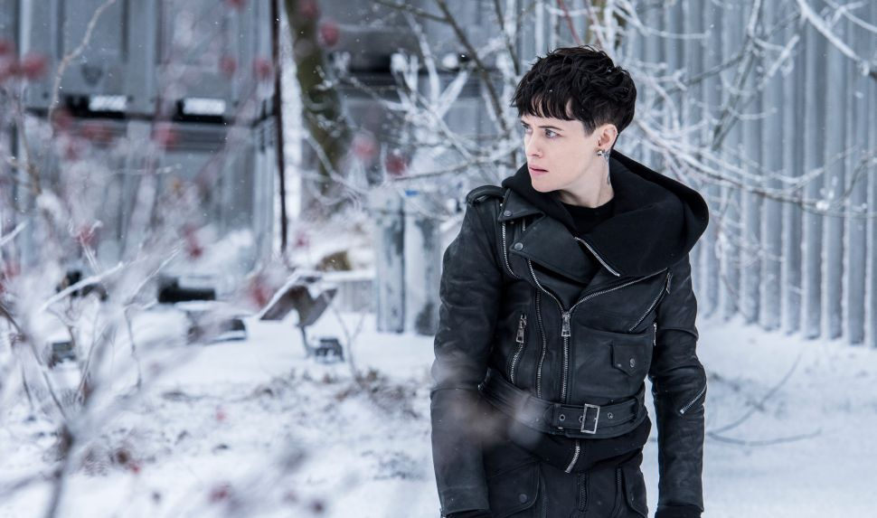 'The Girl in the Spider's Web' Is the Female-Fronted Kick-Ass Movie We've Been Desperate For