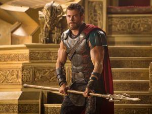 Chris Hemsworth Avengers Endgame Thor