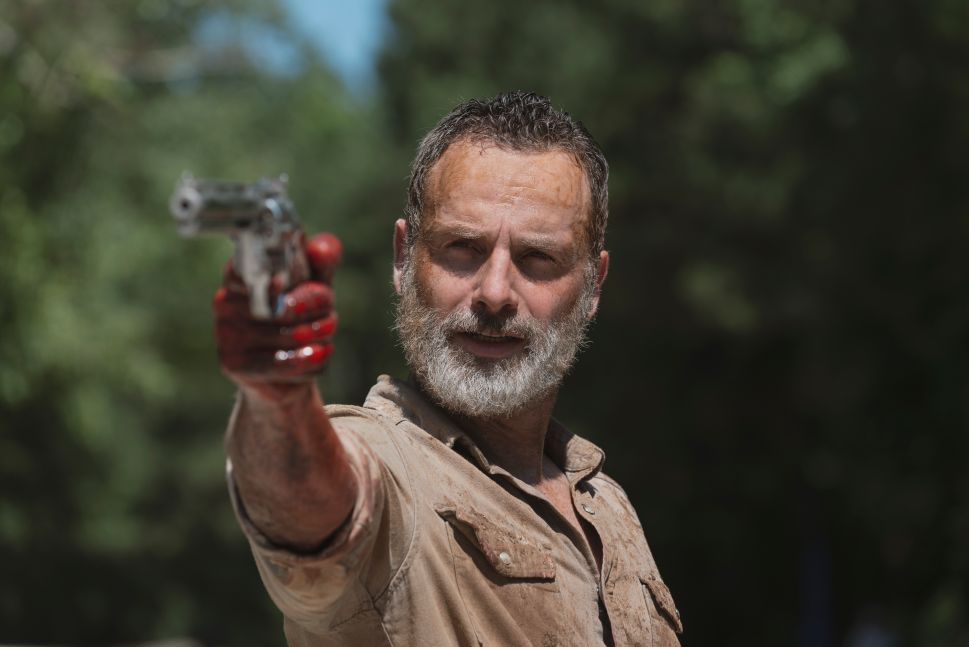 'Walking Dead' Hero Rick Grimes Will Live on in Three AMC Movies