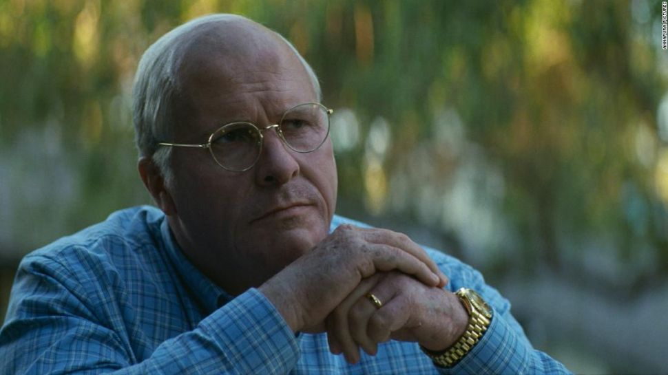 Why Christian Bale as Dick Cheney in 'Vice' Almost Never Happened