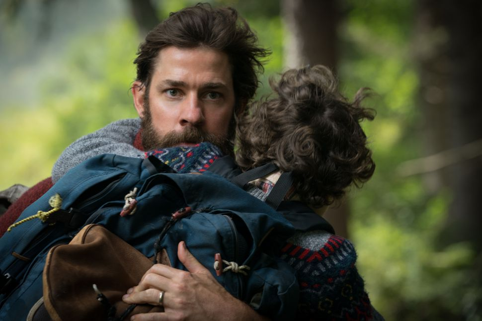 What Convinced John Krasinski to Make a Sequel to 'A Quiet Place'