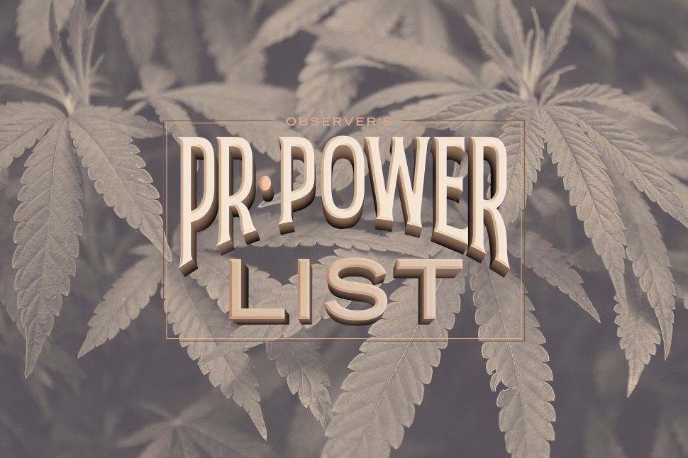 The Most Powerful Cannabis PR Firms of 2018