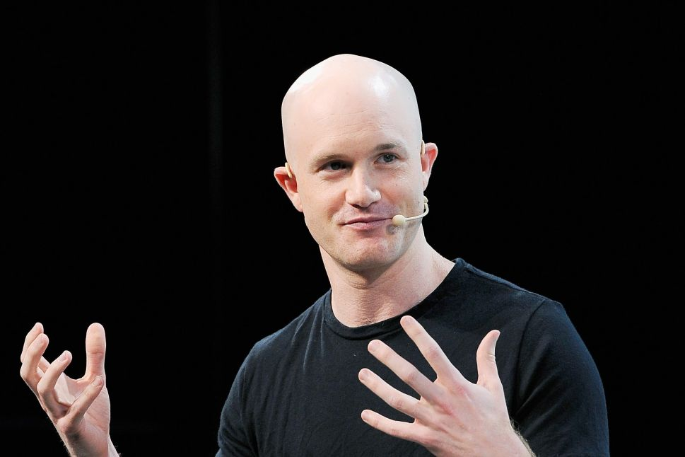 Newly Minted Billionaire Coinbase CEO Is Already Tired of His Wealth