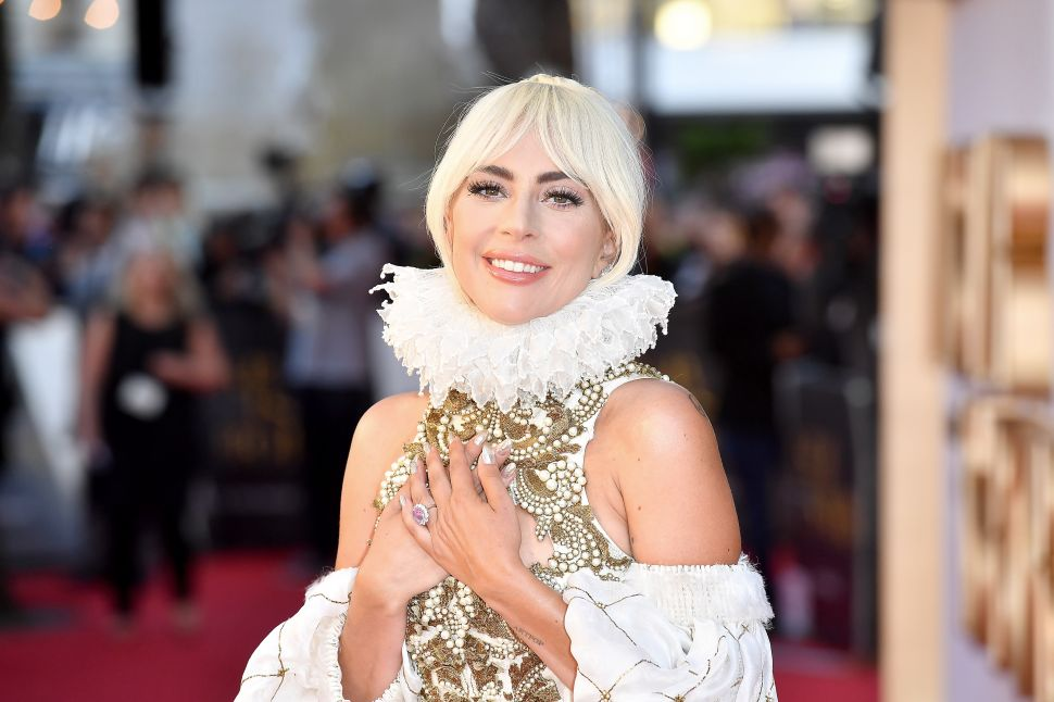 Lady Gaga's Most Adoring Celebrity Fans Revealed Themselves at the Opening Night of Her Las Vegas Show