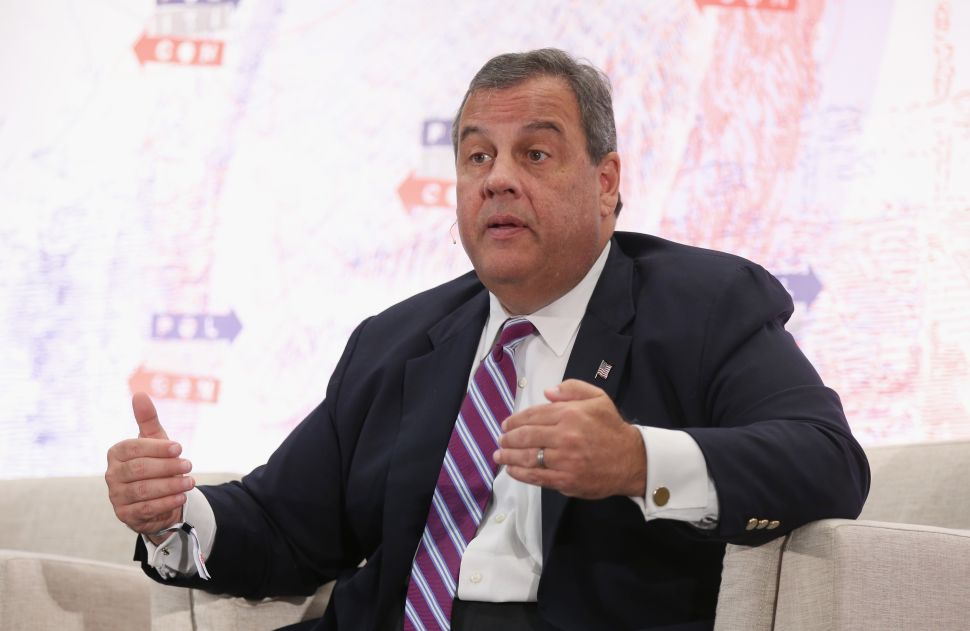 NJ Politics Digest: Christie Says Trump's Just an Old Man Set in His Ways