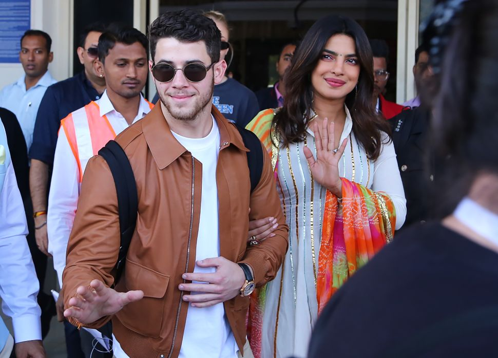 Priyanka Chopra and Nick Jonas Ended Their Mini Honeymoon With Another Wedding