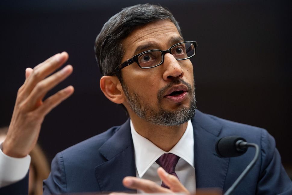 Does Google Manipulate Your Search Results? Sundar Pichai's Rival Says Yes, Explains How