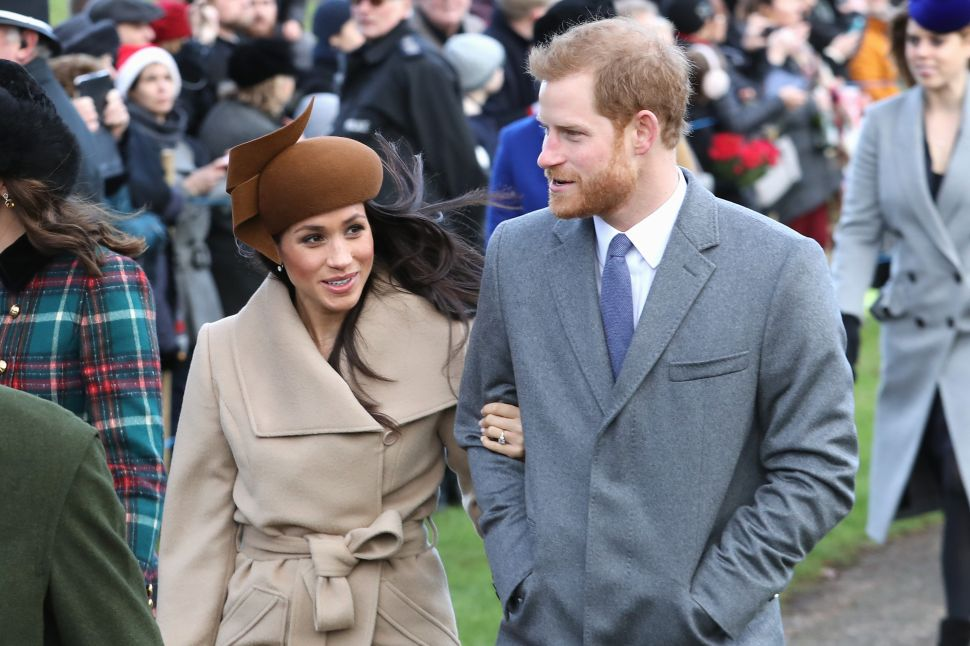 Prince Harry and Meghan Won't Crash With Prince William and Kate Like Last Christmas