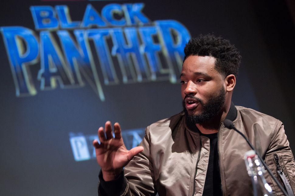 'Black Panther' Director Ryan Coogler on Why His Superhero Movie Is a Political Film First