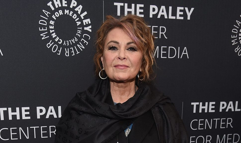 What Is Roseanne Trying to Accomplish by Addressing Israeli Parliament?