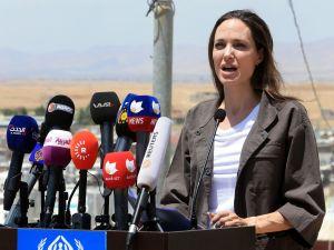 Angelina Jolie Justin Trudeau