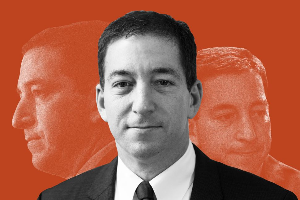 Glenn Greenwald on Sucker Journalists—and Why There's No Silver Bullet Coming for Trump