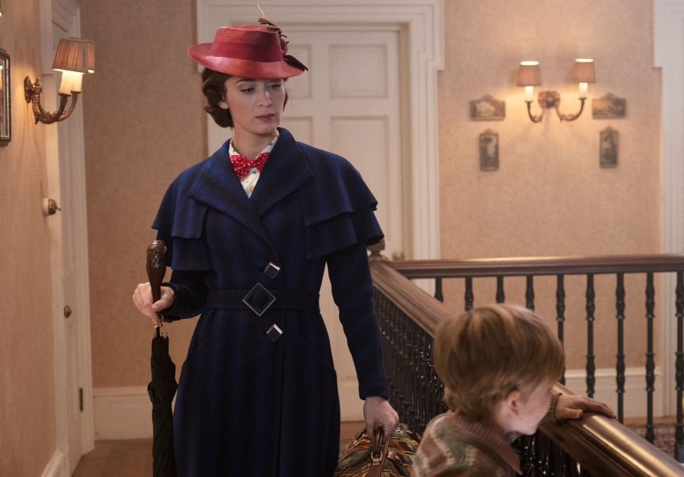 'Mary Poppins Returns' Is a Surprising Spoonful of Delight That Surpasses the Original