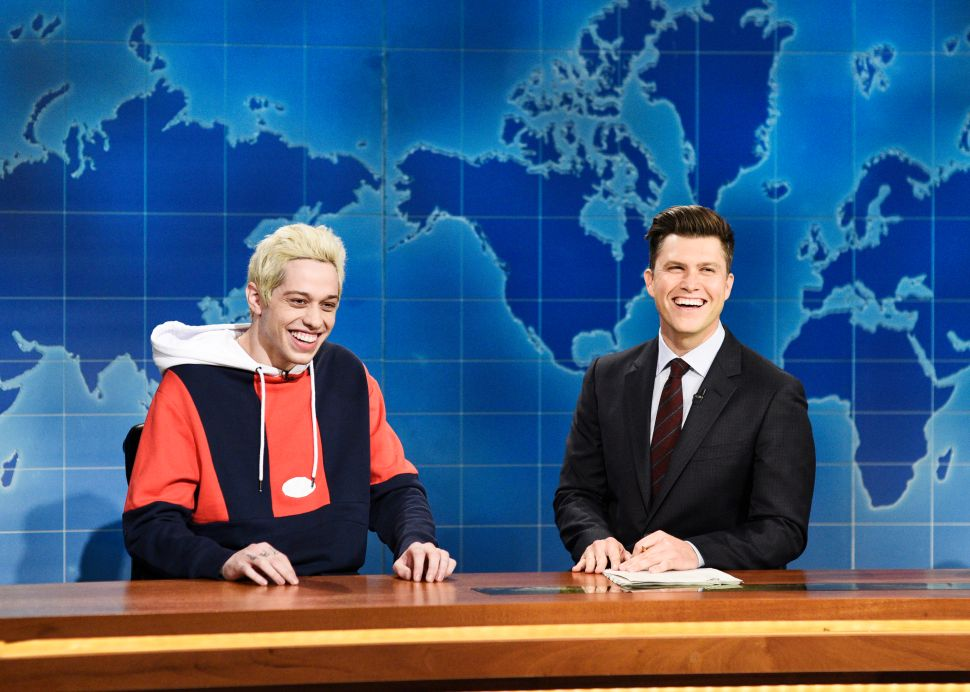 'SNL' Is Sending Pete Davidson to Get Help After His Alarming Instagram Post