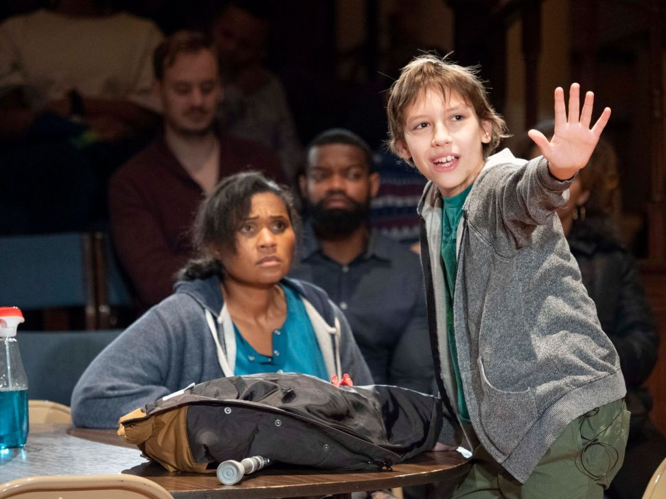 On Site Opera's Soup Kitchen-Set 'Amahl and the Night Visitors' Should Become a Christmas Tradition