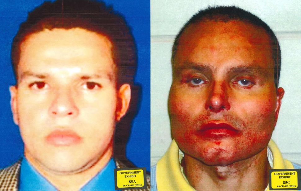At El Chapo Trial, the 'Lollipop' Flaunts 150 Cartel Murders—and Scary Plastic Surgery