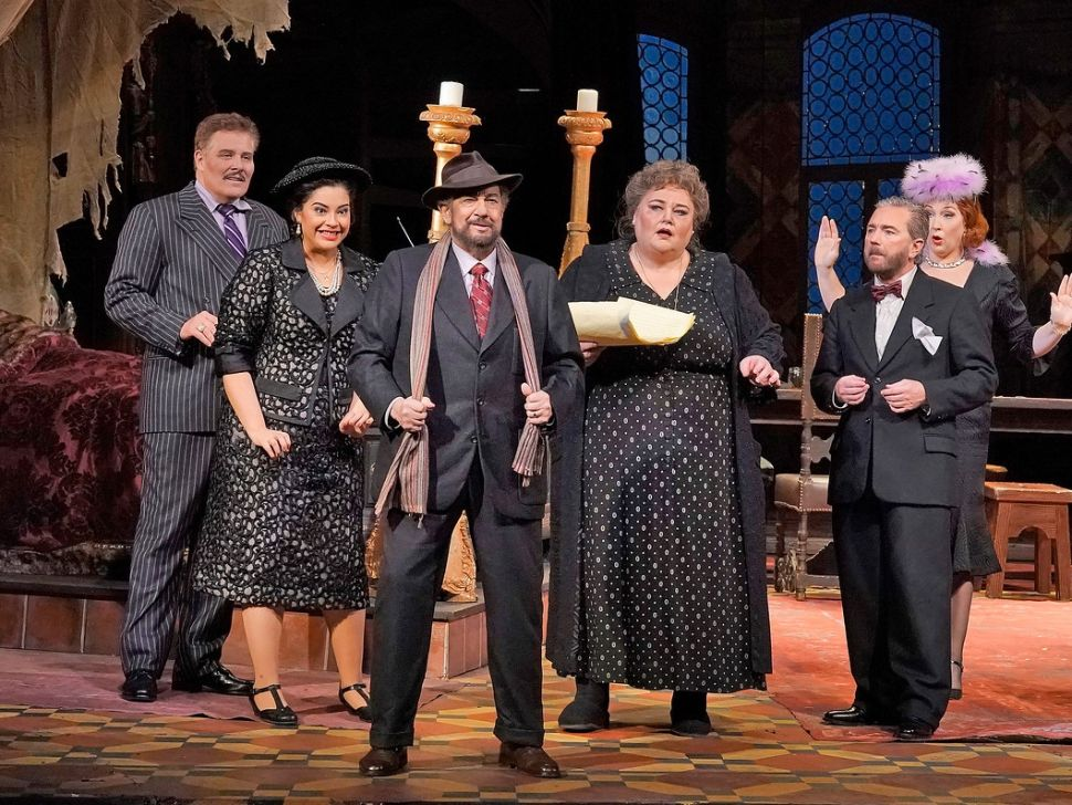 The Met's Mediocre 'Trittico' Doesn't Do Plácido Domingo (Or Puccini) Justice