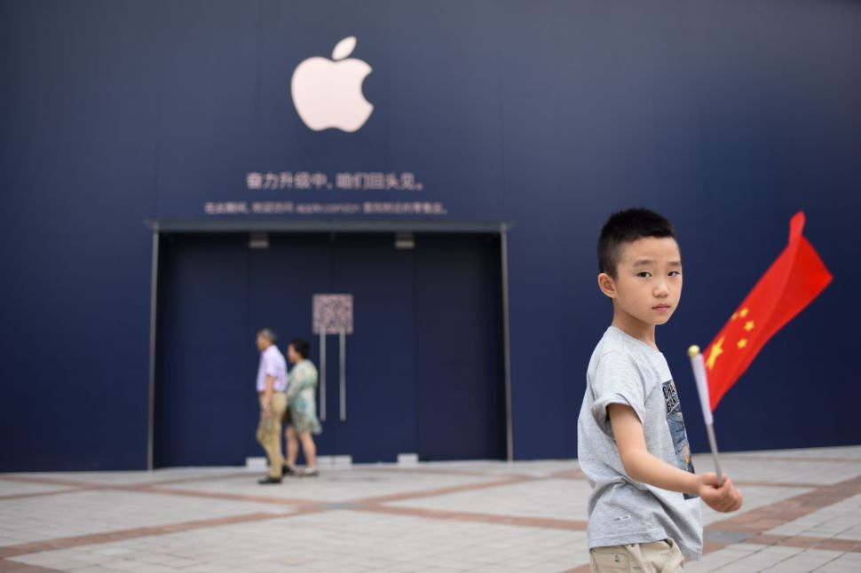 China Seeks to Ban iPhones in Surprising Court Ruling—But It's No Big Deal to Apple